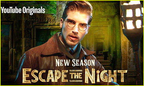 Joey Graceffa Announces Cast of 'Escape The Night' Season 4 All Stars