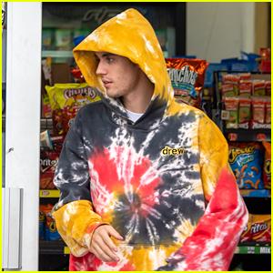Justin Bieber Makes Convenience Store Run in Miami