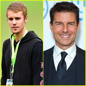 That Justin Bieber & Tom Cruise Fight Could Actually Happen After All