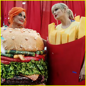 "Here's Why Katy Perry Agreed to Be in Taylor Swift's ""You Need to Calm Down"" Video"