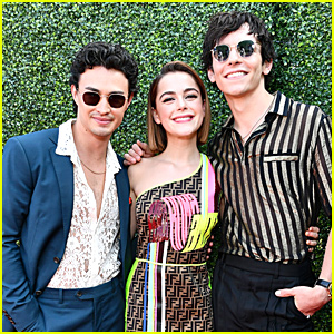 Kiernan Shipka Picks Which 'Chilling Adventures of Sabrina' Co-Star Is The Better Kisser - Ross Lynch or Gavin Leatherwood?