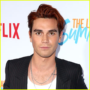 KJ Apa Shares First Look of New Film 'I Still Believe'