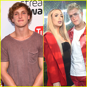Logan Paul Reacts to Brother Jake Paul's Engagement to Tana Mongeau