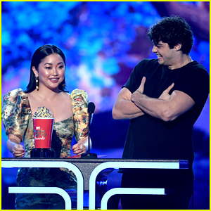 Lana Condor & Noah Centineo Give Inspiring Speeches at MTV Movie & TV Awards 2019 (Video)