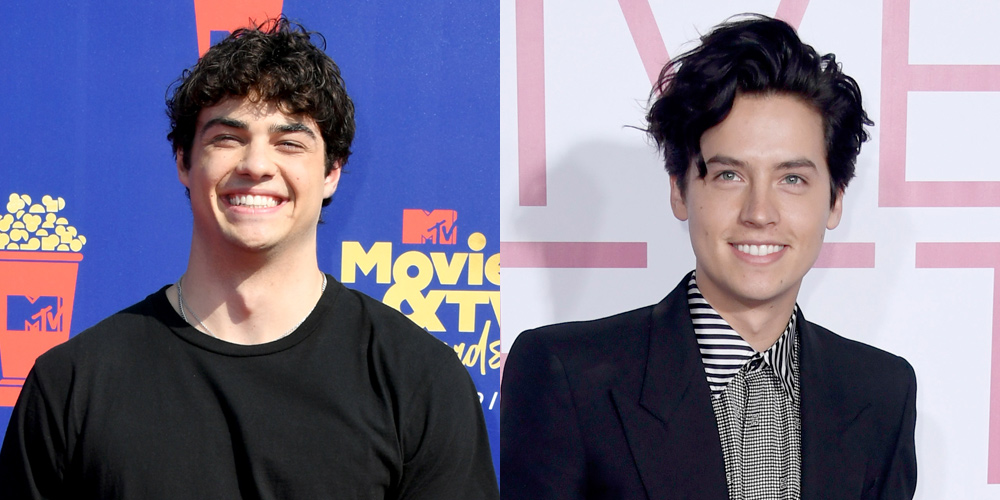 Noah Centineo & Cole Sprouse Nab Multiple Teen Choice Awards 2019 Nominations!