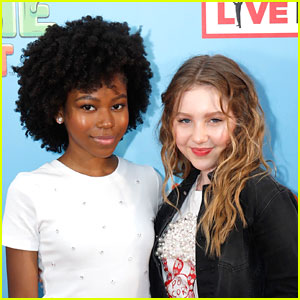 Riele Downs & Ella Anderson Talk 'Henry Danger' Musical Episode