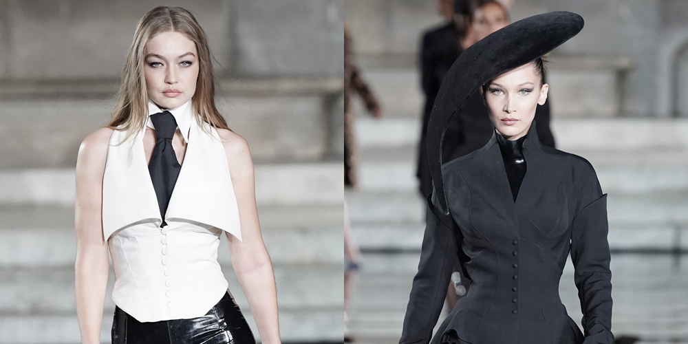Gigi Hadid Opened the 'Biggest' Show of the Year & Bella Is 'Shooketh'