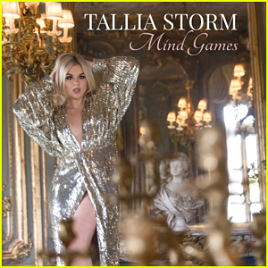 Tallia Storm Debuts Self-Directed 'Mind Games' Music Video - Watch Now!