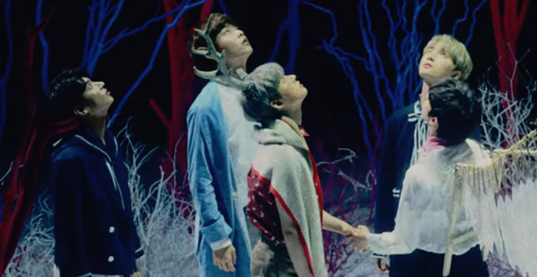 Tomorrow X Together Create Children's Story With 'Nap of a Star' Music Video – Watch Now!