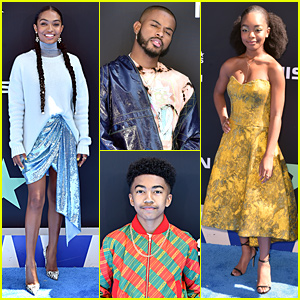 Yara Shahidi Joins 'black-ish' Family at BET Awards 2019