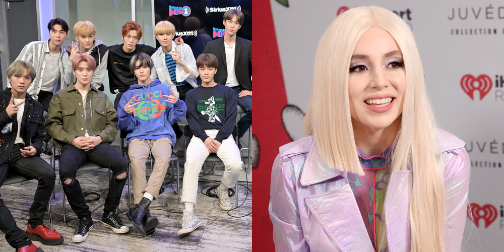 NCT 127 Featured On Remix Of Ava Max's 'So Am I' – Listen Here!