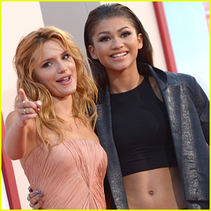 Bella Thorne Quotes Zendaya in Her Book, 'The Life of a Wannabe Mogul'!