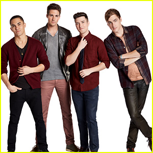 It's Been 6 Years Since 'Big Time Rush' Ended - See What The Guys Are Doing Now!