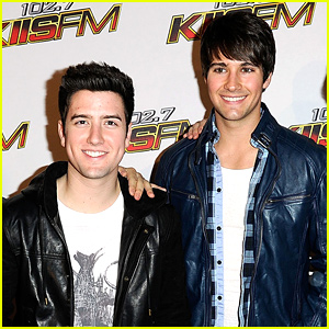 Big Time Rush's James Maslow & Logan Henderson Release New Songs 'Delirious' & 'Disappear' - Listen Now!