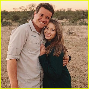 Bindi Irwin Says Her Engagement Ring From Chandler Powell 'Captures The Essence Of Who I Am'