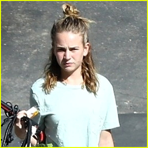 Britt Robertson Makes Ralph's Run After Being Spotted With KJ Apa at Comic-Con