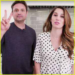 Christy Carlson Romano & Will Friedle Relive Their 'Kim Possible' Days - Watch Now!
