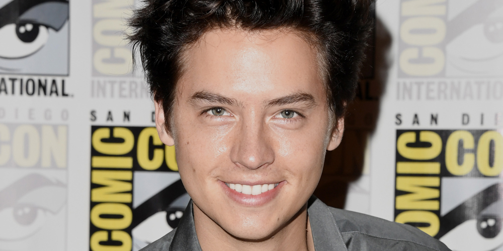 Cole Sprouse's First Kiss Was In The Last Place You'd Ever Expect