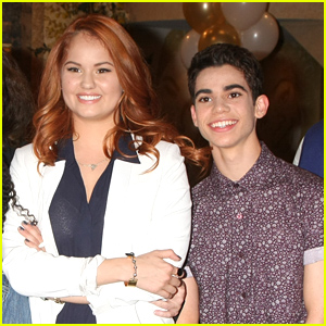 Debby Ryan Shares Short Video Of Her Hugging Cameron Boyce
