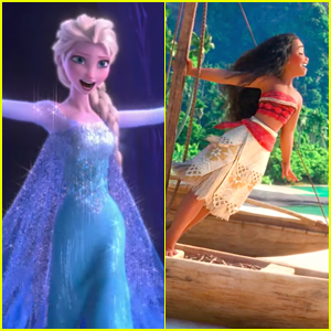 'Frozen' & 'Moana' Top Most Played Disney Songs on Spotify