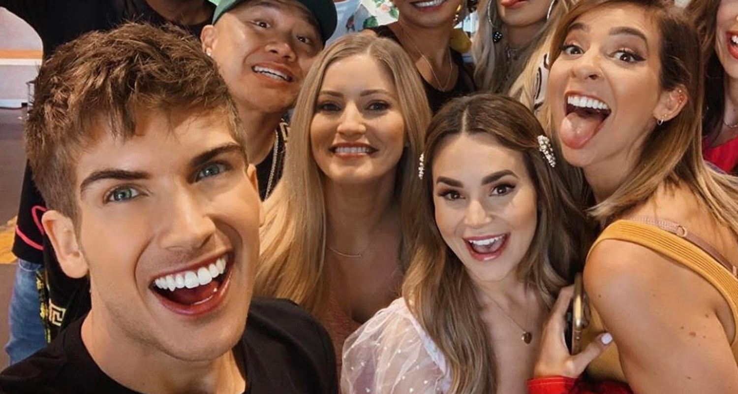 Joey Graceffa Shares New 'Escape The Night' Cast Photo After First Two Episodes Premiere!