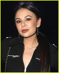 Janel Parrish Was Intimidated To Meet This 'Trespassers' Co-Star