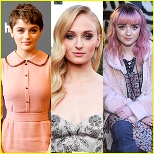 Joey King, Sophie Turner & Maisie Williams All Get Emmy Nominations!