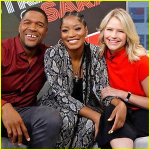Keke Palmer Being Offered Permanent Co-Host Spot on 'Strahan & Sara' (Report)