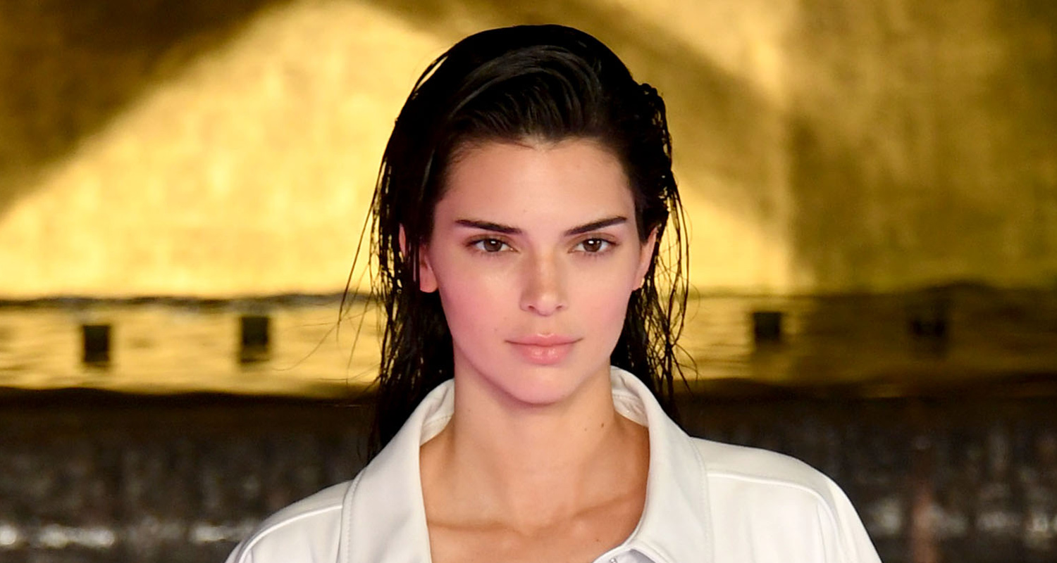 Kendall Jenner Strips Down For New Photo Shoot