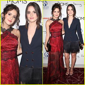 Laura & Vanessa Marano, Spencer Boldman, & More Attend an LA Screening of 'Saving Zoë'