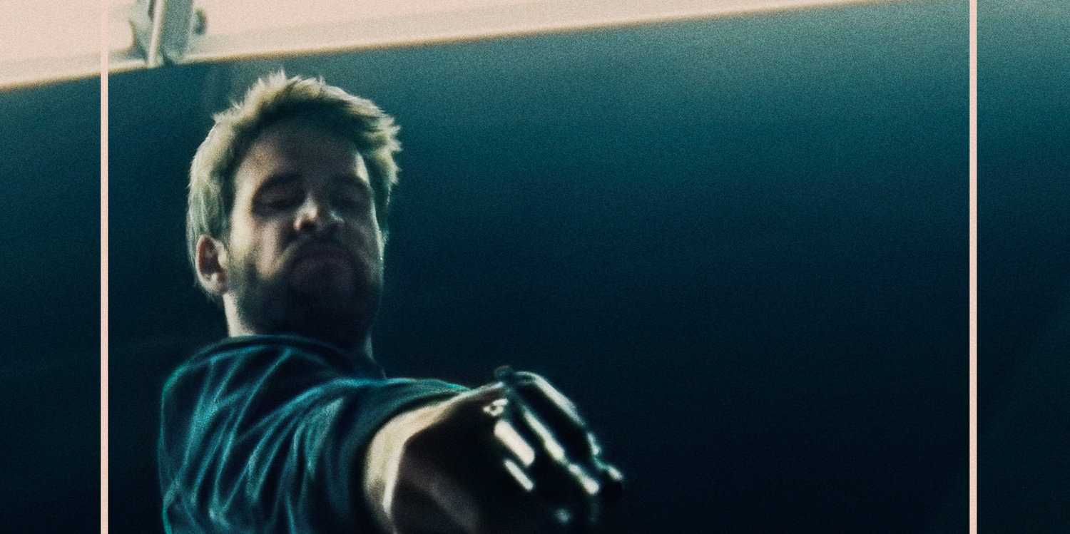 Liam Hemsworth is Up to No Good in 'Killerman' Movie Poster