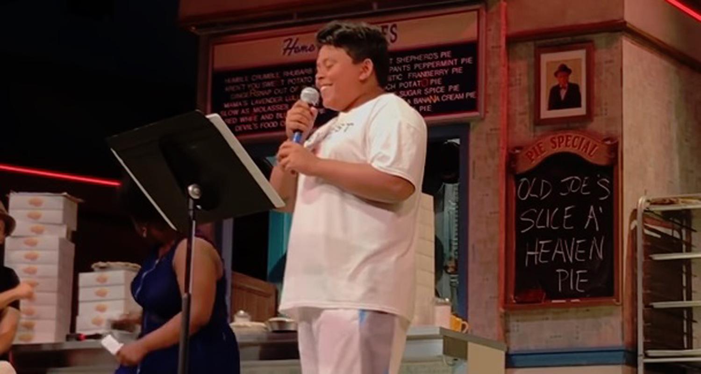 Luke Islam Wowed 'Waitress' Cast Way Before 'America's Got Talent' Audition Goes Viral