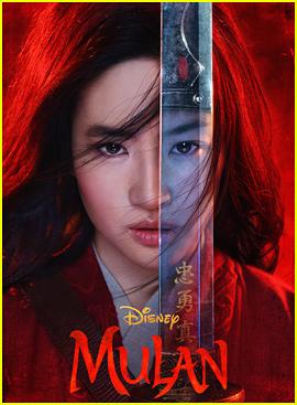 Yifei Liu Stars In First 'Mulan' Teaser Trailer & Poster!
