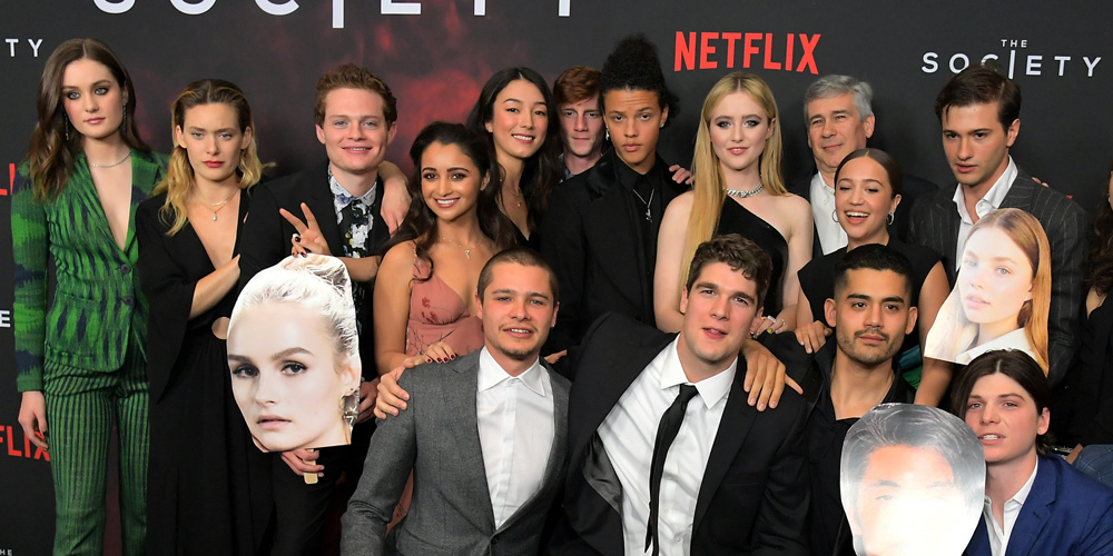 Netflix Announces 'The Society' Will Be Back For Season Two