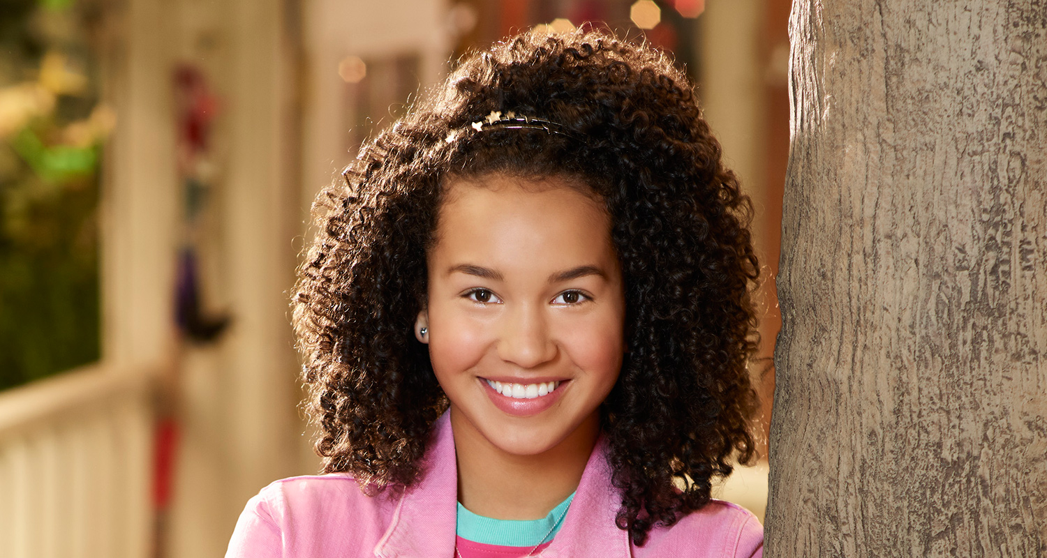 Sofia Wylie Wasn't Cast In 'Andi Mack' Until 2 Days Before Filming Started!