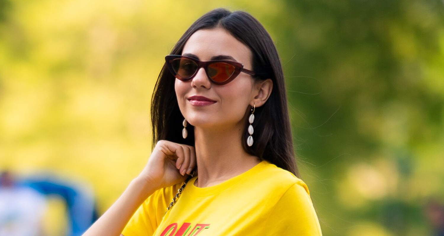 Victoria Justice Sang & Danced Her Heart Out at World Pride