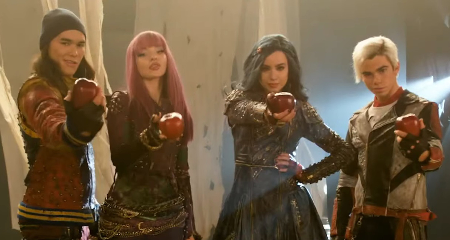 'Descendants' Releases New VK Mashup Music Video – Watch Now!