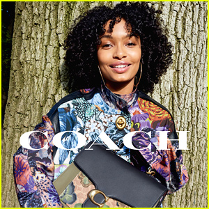 Yara Shahidi Stars In Her First Coach Fashion Campaign!