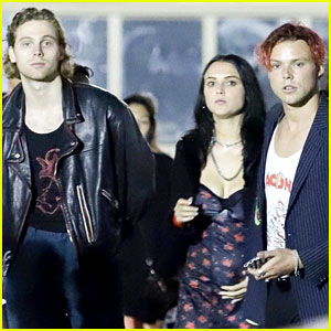 5 Seconds of Summer Photos, News, and Videos | Just Jared Jr