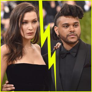 Bella Hadid & The Weeknd Reportedly Break Up