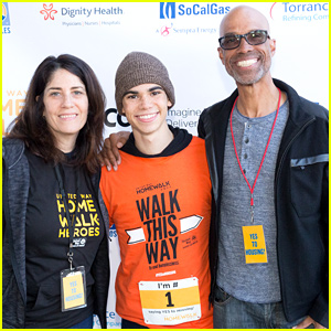 Cameron Boyce's Parents, Victor & Libby, Give First Interview A Month After His Passing