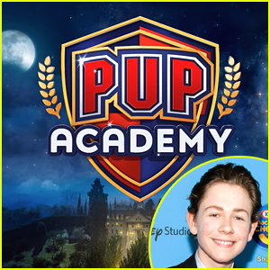 Coop & Cami's Dakota Lotus Sings Theme Song For Disney Channel's New Show 'Pup Academy'!