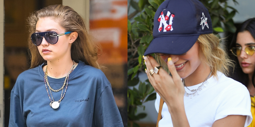 Gigi Hadid's Hair Is Picture Perfect While Out in NYC