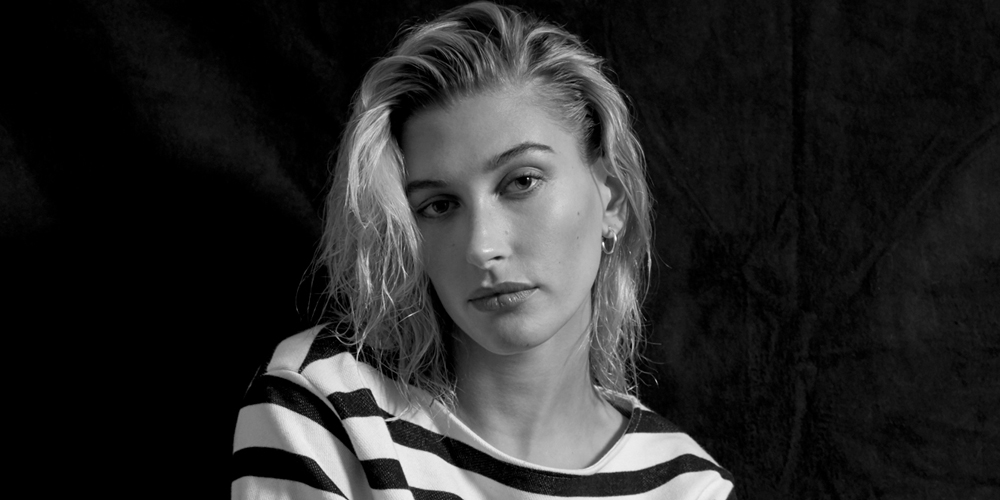 Hailey Bieber Tries Out A Brown Bob in 'Interview' Magazine