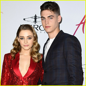 'After' Stars Josephine Langford & Hero Fiennes-Tiffin Share Thanks To Fans Following Teen Choice Awards 2019