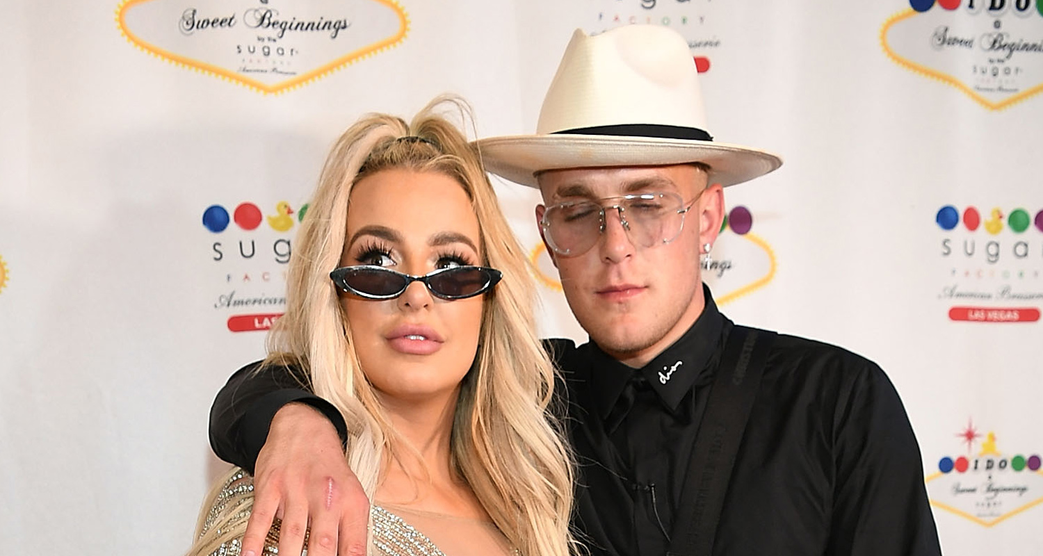 Tana Mongeau & Jake Paul Reunite, He Reacts To Her Wedding Vlog Ending