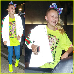 1dae8d3b0e3ff JoJo Siwa's 'D.R.E.A.M. Tour' Special to Air on Nickelodeon This ...