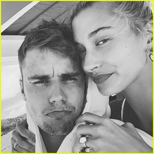 Hailey Bieber Shares Adorable Selfie with Husband Justin Bieber!