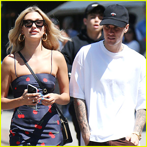 Hailey Bieber Shops Til She Drops With Husband Justin Bieber
