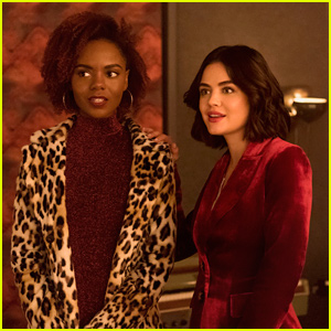 See Lucy Hale, Ashleigh Murray & More In First Promo Pics For 'Katy Keene'!